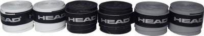 Head Grip Tape Gripper(Black, White, Grey, Pack of 6)