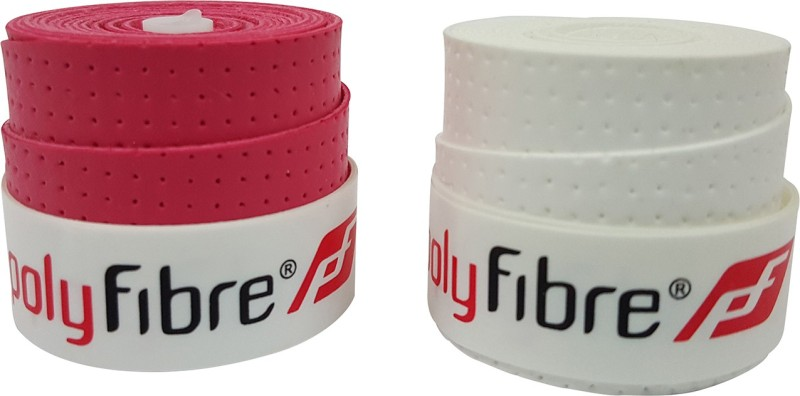 Polyfibre S.A.T Set Of 2 Super Tacky  Grip(Multicolor, Pack of 2)