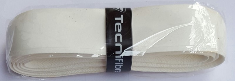 Tecnifibre Absolute Squash Cushtac  Grip(White, Pack of 1)