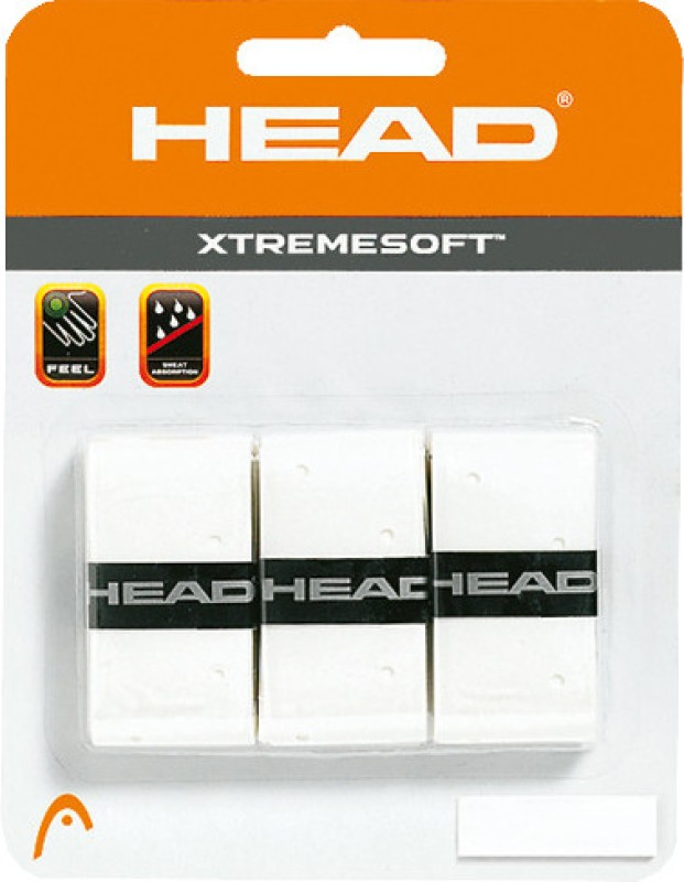 Head Xtreme Soft Super Tacky  Grip(White)