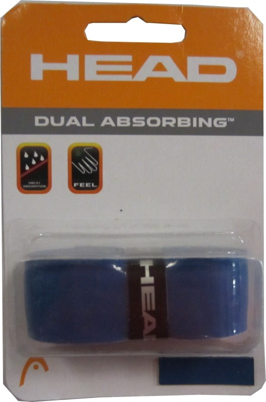 Head Dual Absorbing Smooth Tacky  Grip(Blue)
