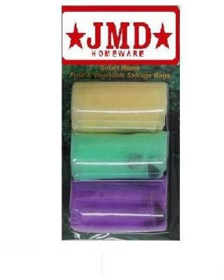 JMD HOMEWARE Pack of 3 Grocery Bags(Multicolor)