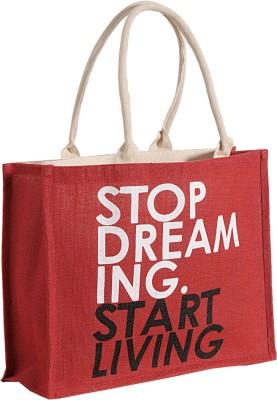 Swayam Zora Jute Shopping Grocery Bag