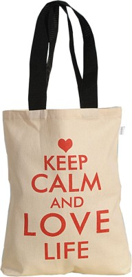 Swayam Canvas Shopping Bag with Nice Graffitis Grocery Bag