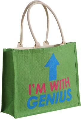 Swayam Zora Jute Grocery Bag