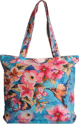 Swayam Pure Delight Fashion Shopping Bag with Nice Motif Grocery Bag