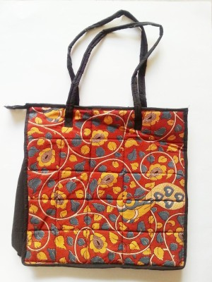 Jupiter Gifts and Crafts Kalamkari-1 Grocery Bag