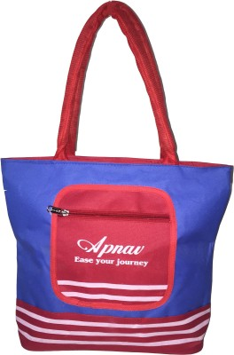Apnav Grocery Bag(Blue)