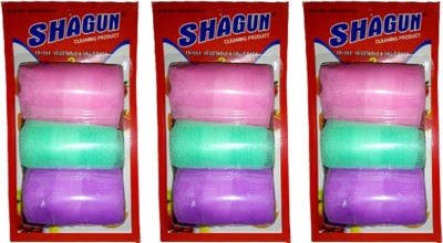 shagun Pack of 9 Grocery Bags