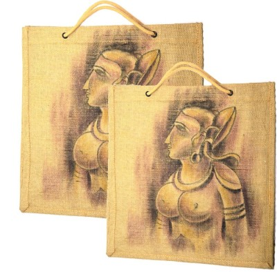 Arisha kreation Co Grocery Bag