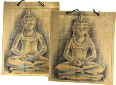 Arisha kreation Co Pack of 2 Grocery Bags