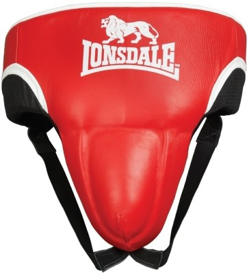 Lonsdale Pro Style Leather Groin Guard