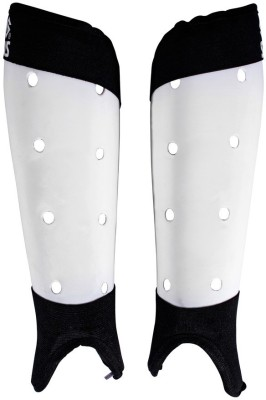 SNS ANATOMIC Shin Guard(White, Black)