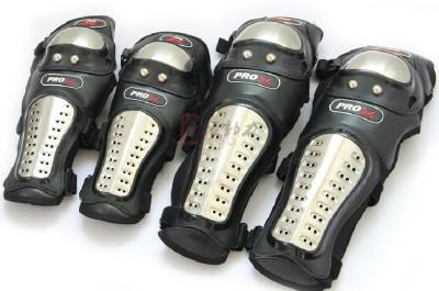 Pro X Kncl-4 Steel Knee & Elbow Guard