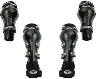 Axo Dh-Black Elbow & Knee Guard