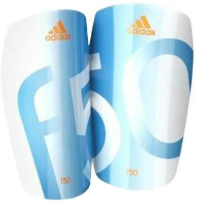 Adidas F50 Lesto Thigh Guard(Solar Blue, White)