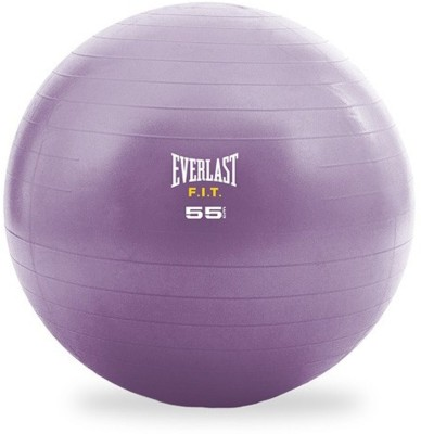 Everlast P00000417 55 cm Gym Ball(Purple)