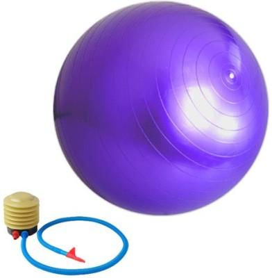 SRB KH414MN 100 cm Gym Ball(Purple)