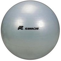 Kamachi K Gymnastic 75 cm Gym Ball(Grey)