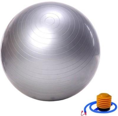 SRB KH418MN 85 cm Gym Ball(Silver)