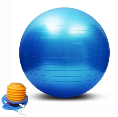 Vinto Anti Burst With Air Pump ASSORTED COLOR 75 cm Gym Ball