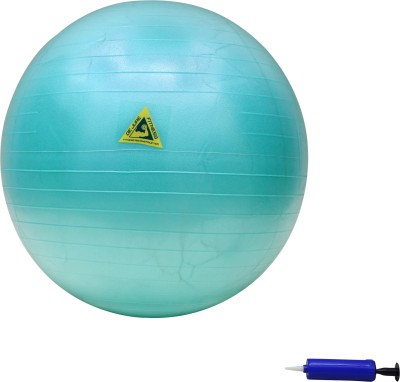 De Jure Fitness Anti Burst with Hand Pump 65 cm Gym Ball