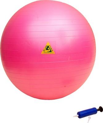 De Jure Fitness Anti Bust Ball with Handpump 55 cm Gym Ball