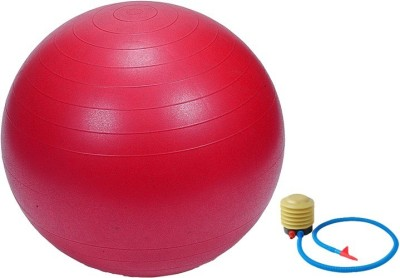 SRB KH407MN 75 cm Gym Ball(Red)