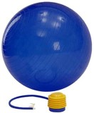 Dezire Gym Ball 85 cm Gym Ball (Blue)