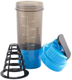 EMERET BLUE GYM SHAKER Gym(Blue, Black)