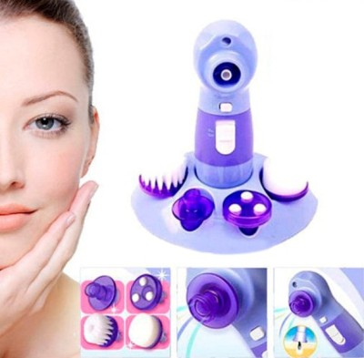 Kawachi-Face-Care-Cleaner-Pore-Blackhead-Skin-Facial-Brush-Rotary-Scrubber-Massager