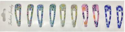 Ecombasket Multicolor 5 Pair Designer Tic Tac Clip