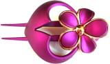 Achal Bun Clip Hair Clip (Purple)