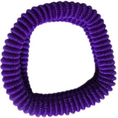 DCS Elastic Woolen Blue Hair Band