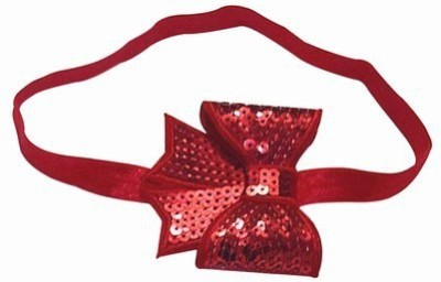 Pink & Blue India Kids Cute Soft Sequin Head Band