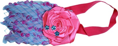 Anch Colourful Rosistic Elastic Head Band