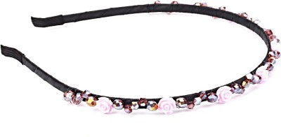Madclozet Rose Charm Hair Band