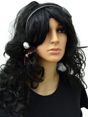 Shopaholic Fashion Partywear Black Hair Combo Hair Accessory Set