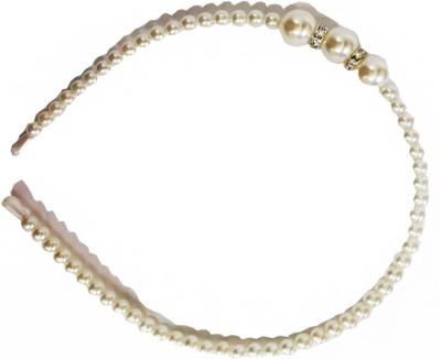 Opc Stylish Pearl Designer Accessory Hair Band