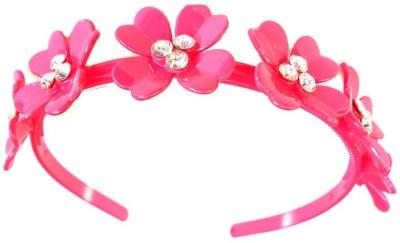 Achal Pink Hair Band