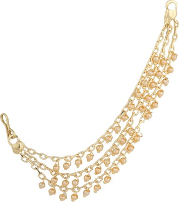 Archa Jewellery Dotted Layers Hair Chain