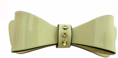 Shreya Collection Mehandi Green Colour Hair Ponytail Barrette Clutcher Clip Alligator Buckle Back Pin