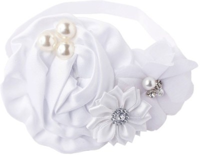 Pikaboo Exquisite Floral Head Band