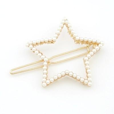 Crunchy Fashion Star Hair Pin