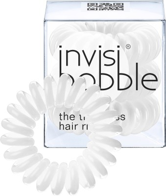 Invisibobble Traceless Ring Innocent white Rubber Band