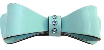 Shreya Collection Blue Colour Hair Ponytail Barrette Clutcher Clip Alligator Buckle Back Pin