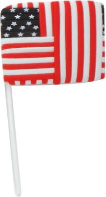 FashBlush Forever New Pop Flag Heart Lollipop Hair Accessory Set