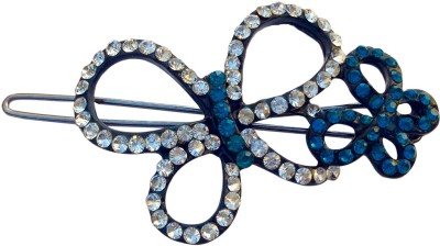 B-Fashionable Mother Baby Butterfly Wire Clasp Hair Pin