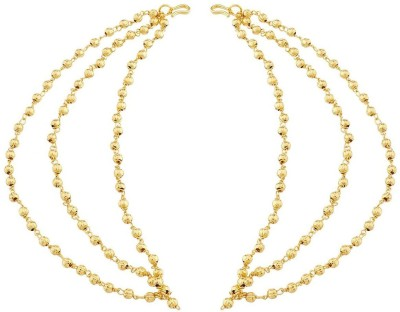 Satyam Jewellery Nx Kanchain Hair Chain