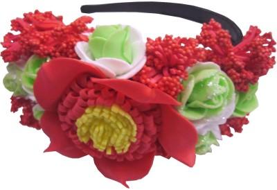 Apeksha Arts Stylish Floral Design Bands Hair Band